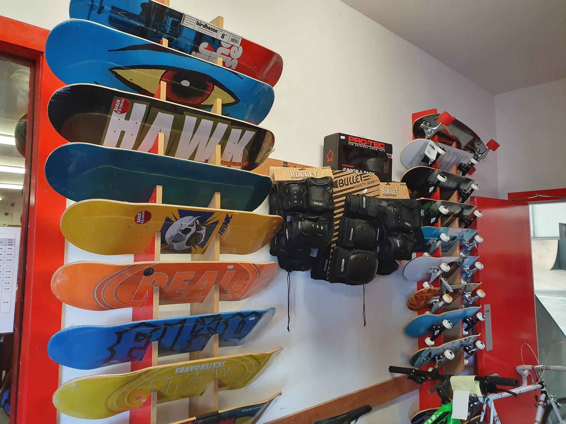 RAW Skateboards