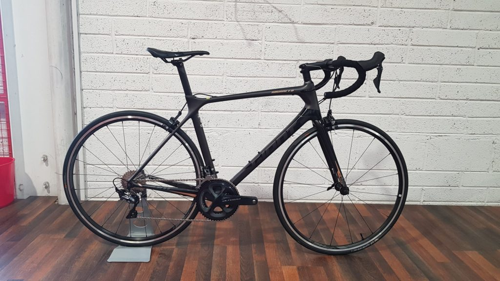 2019 Giant TCR Advanced 1 with Ultegra R8000 Drivetrain