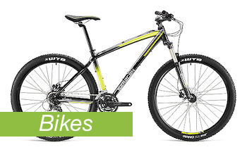 RAW Cycles Bikes