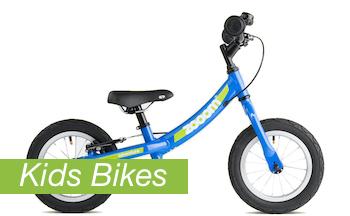RAW Cycles Kids Bikes